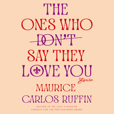 The Ones Who Don't Say They Love You cover