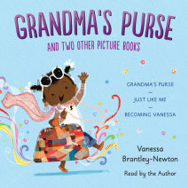 Grandma's Purse and Two Other Picture Books Cover