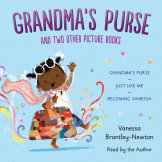Grandma's Purse and Two Other Picture Books cover small