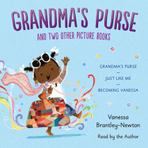Grandma's Purse and Two Other Picture Books cover big