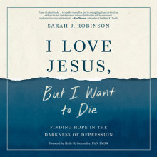 I Love Jesus, But I Want to Die Cover