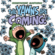 The Yawns Are Coming! Cover