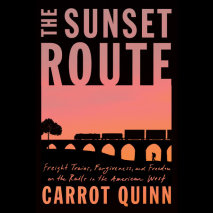 The Sunset Route Cover
