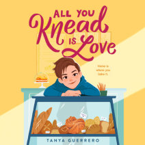 All You Knead Is Love Cover
