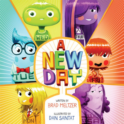 A New Day cover