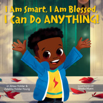 I Am Smart, I Am Blessed, I Can Do Anything! Cover