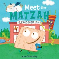 Meet the Matzah Cover