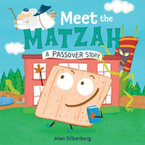 Meet the Matzah Cover