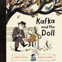 Kafka and the Doll Cover
