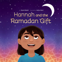 Hannah and the Ramadan Gift Cover