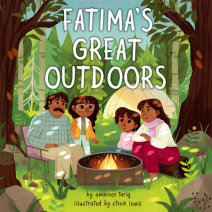Fatima's Great Outdoors Cover