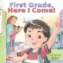 First Grade, Here I Come! Cover