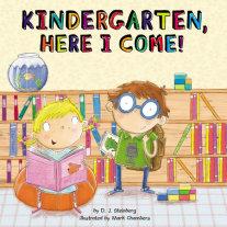 Kindergarten, Here I Come! Cover