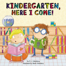 Kindergarten, Here I Come! Cover
