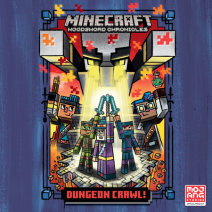 Dungeon Crawl! (Minecraft Woodsword Chronicles #5) Cover