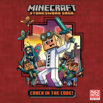 Crack in the Code! (Minecraft Stonesword Saga #1) Cover
