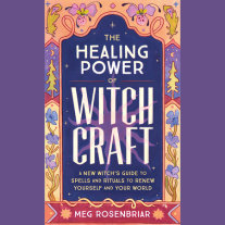 Healing Power of Witchcraft Cover