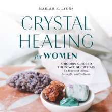 Crystal Healing for Women Cover