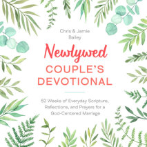 Newlywed Couple's Devotional Cover