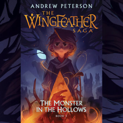 The Monster in the Hollows cover