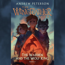 The Warden and the Wolf King Cover