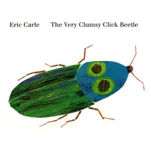 The Very Clumsy Click Beetle Cover