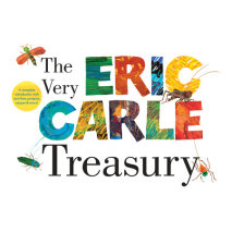 The Very Eric Carle Treasury Cover