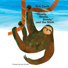 """Slowly, Slowly, Slowly,"" Said the Sloth Cover"