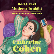 God I Feel Modern Tonight Cover