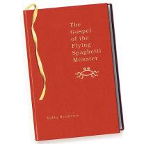 The Gospel of the Flying Spaghetti Monster Cover