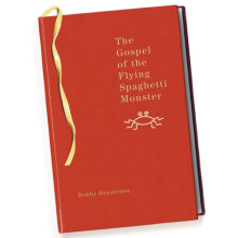 The Gospel of the Flying Spaghetti Monster Cover