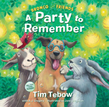Bronco and Friends: A Party to Remember Cover