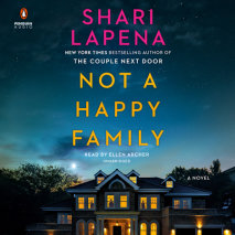 Not a Happy Family Cover