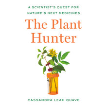 The Plant Hunter Cover