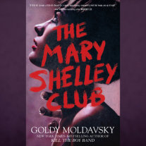 The Mary Shelley Club Cover