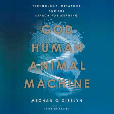 God, Human, Animal, Machine cover