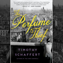The Perfume Thief Cover