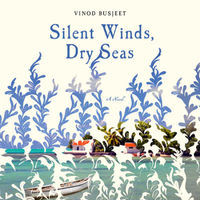 Silent Winds, Dry Seas cover