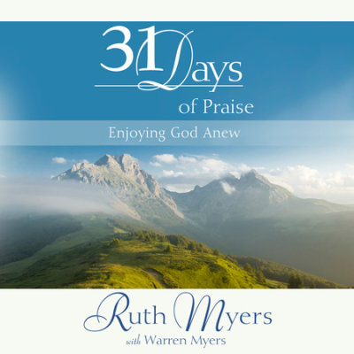 Thirty-One Days of Praise cover