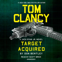 Tom Clancy Target Acquired Cover
