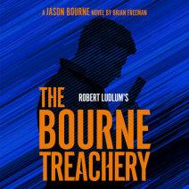Robert Ludlum's The Bourne Treachery Cover