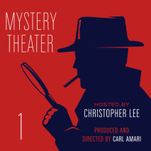 Mystery Theater 1 Cover