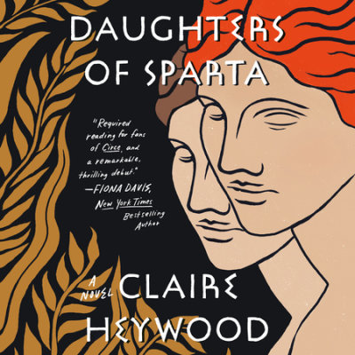 Daughters of Sparta cover