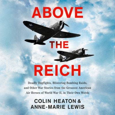 Above the Reich cover