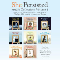 She Persisted Audio Collection: Volume 1 Cover