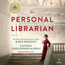 The Personal Librarian Cover