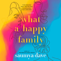 What a Happy Family Cover