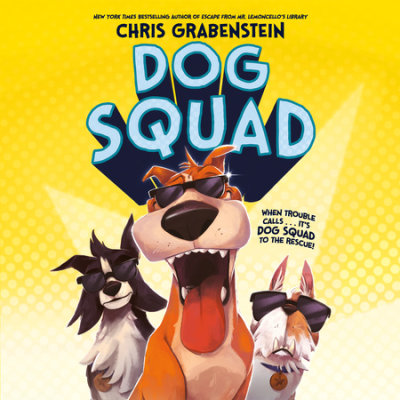 Dog Squad cover