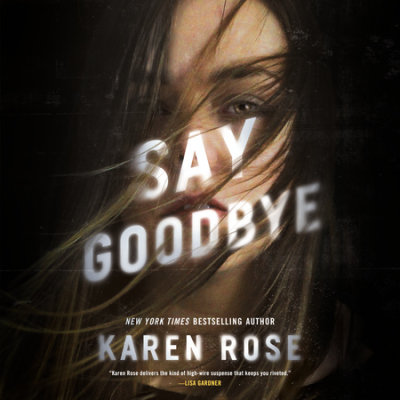 Say Goodbye cover