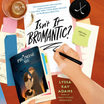 Isn't It Bromantic? Cover